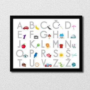 Slikovna abeceda