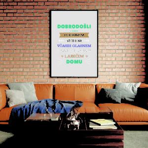 Naš veseli dom – barvna