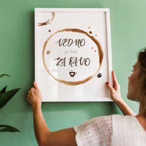 Vedno čas za kavo