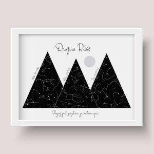 Zvezdno nebo – družinsko, Premikamo gore